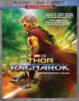 Thor: Ragnarok (Blu-ray + DVD + Digital HD) (Bilingual)