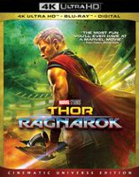 Thor: Ragnarok (4K Ultra HD + Blu-ray + Digital HD)