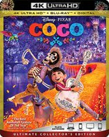 COCO (4K Ultra HD + Blu-ray + Digital HD)