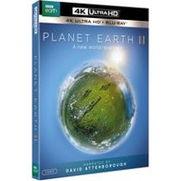 Planet Earth II (4K Ultra HD + Blu-ray)
