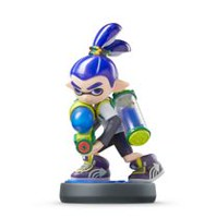 Inkling Boy amiibo - Splatoon Series