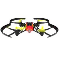 Parrot Airborne Night MiniDrone Blaze with Aerial VGA Mini Camera - Red
