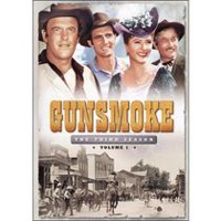 Gunsmoke: The Third Season, Volume One