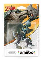 Figurine Twilight Princess Wolf Link amiibo