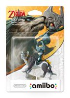 amiibo Wolf Link Twilight Princess Figure