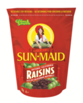 Raisins secs de Sunmaid