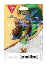 Link amiibo: Ocarina of Time - The Legend of Zelda Series