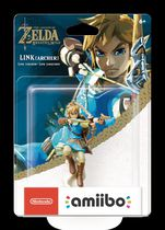 Breath of the Wild - The Legend of Zelda Series Archer Link amiibo