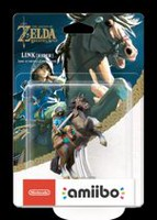 Breath of the Wild - The Legend of Zelda Series Rider Link amiibo