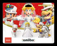 amiibo™ - Mario / Bowser / Peach (Wedding Outfit) (3-Pack)