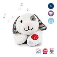 Zazu Don Comforter with Heartbeat Sound Activated Plush Toy