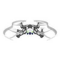 Parrot Airborne Cargo MiniDrone Mars with Aerial AGA Mini Camera - White