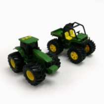 "John Deere Lights N Sounds 6"" Tractor - Item Ships in Assorted Characters"