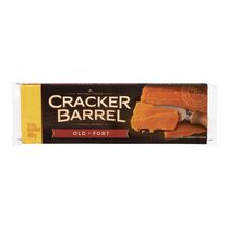 Cracker Barrel Natural Cheese - Old Cheddar Bars
