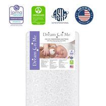Dream On Me, Juniper 150 Ultra Coil Inner Spring Standard Crib & Toddler Bed Mattress