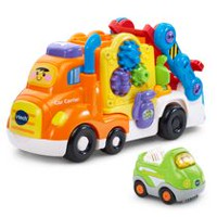 VTech Go! Go! Smart Wheels Deluxe Car Carrier - English Version