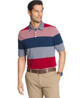 Arrow Men's Multi Stripe Polo Casual Shirt S