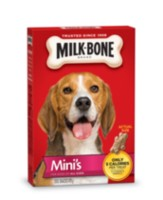 Milk-Bone Original Mini's Dog Biscuits