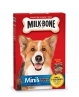 Milk-Bone Mini's Flavour Snacks Dog Biscuits