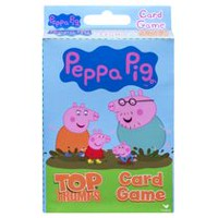 Jeu de cartes Peppa Pig de Top Trumps par Cardinal Games