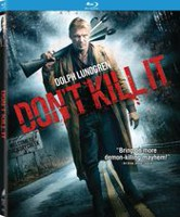 Don't Kill It (Blu-ray) (Bilingual)