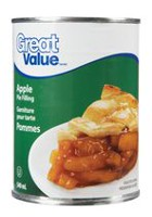 Great Value Apple Pie Filling