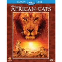 Disneynature: African Cats (Blu-ray + DVD) (BD Amaray)