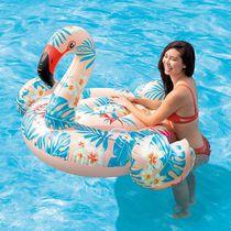 Intex Tropical Flamingo Ride On Swimming Pool Float