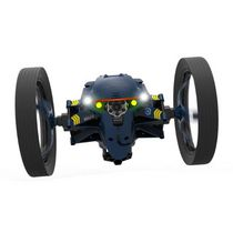 Parrot Jumping Night MiniDrone Diesel with Aerial VGA Mini Camera and Streaming Video - Blue