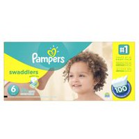 Pampers Swaddlers Diapers Economy Pack Plus