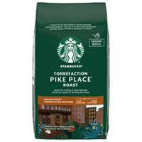 Starbucks Pike Place Medium Roast Ground 100% Arabica Coffee