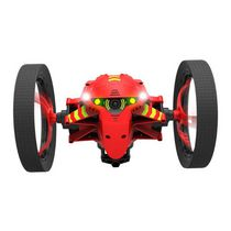 Parrot Jumping Night MiniDrone Marshall with Aerial VGA Mini Camera and Streaming Video - Red