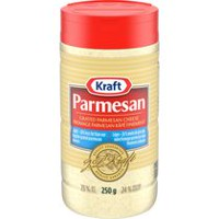 Kraft 100 % Grated Parmesan Cheese