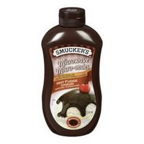 Garniture au fudge Micro-ondes de Smucker's
