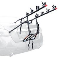 Allen Deluxe Four Bike Trunk Carrier
