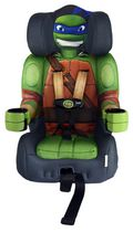 KidsEmbrace Friendship Combination Booster TMNT Baby Car Seat
