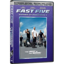 Fast Five (Unrated/Rated) (Extended Edition)