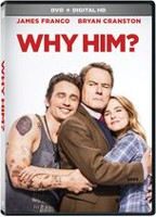 Why Him -  (DVD + Digital HD)