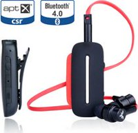 Casque Bluetooth stéréo Clipper à pince d'Avantree
