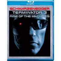 Film Terminator 3: Rise Of The Machines (Blu-ray) (Bilingue)