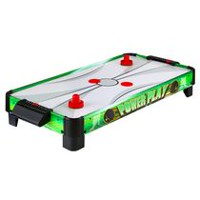 Table de hockey sur coussin d'air Power Play de Hathway
