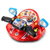 "PAW Patrolâ""¢ Pups to the Rescue Driverâ""¢ Interactive Learning Toy - English"