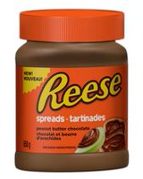 Reese Peanut Butter Chocolate Spread