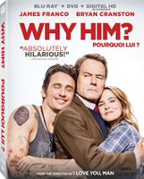 Why Him (Blu-ray + DVD + Digital HD)