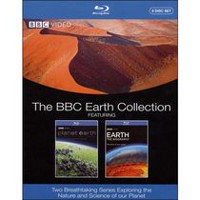 The BBC Earth Collection : Planet Earth / Earth : The Biography (Blu-ray)