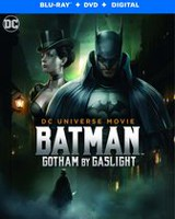 Batman: Gotham By Gaslight (Blu-ray + DVD + Digital) (Bilingual)