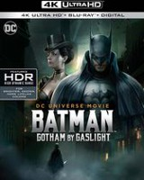 Batman: Gotham By Gaslight (4K Ultra HD + Blu-ray + Digital) (Bilingual)