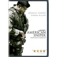 American Sniper (DVD + Digital With Ultraviolet) (Bilingual)