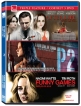 eOne Triple Feature Set 10 (After.Life, P2, Funny Games)