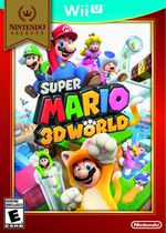Nintendo Selects: Super Mario 3D World WiiU